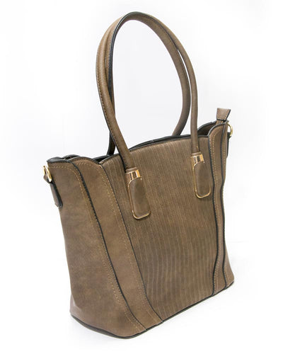 Ladies Stylish Handbags FB-3001 Brown - Best For Women's