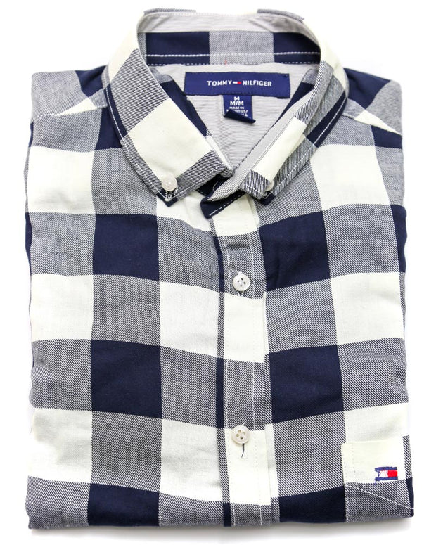 Tommy Hilfiger Men Party Shirts 4404