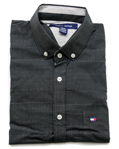 Tommy Hilfiger Men Casual Dress Shirts 3308