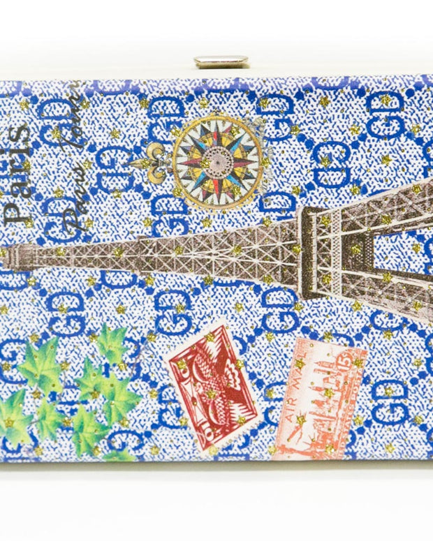 Fancy Hand Purse For Ladies FB-3047 – LOVE EIFFEL TOWER