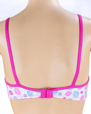 Pack of 2 Madam Bra - S14 - Non Padded Bra - Non Wired Bra
