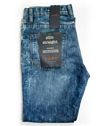 Paper Denim Branded Blue Jeans For Men - JD1001 Slim Fit Jeans for Men