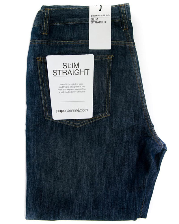 Paper Denim Branded Blue Jeans For Men - JD1005 Slim Fit Jeans for Men