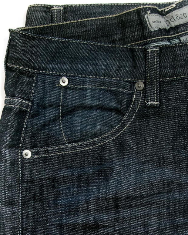 Paper Denim Branded Blue Jeans For Men - JD1007 Slim Fit Jeans for Men