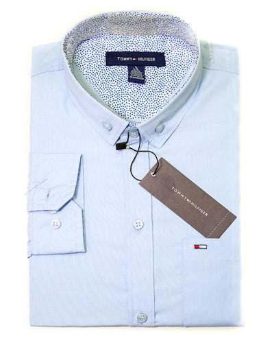 Mens Formal Shirts - Mens Dress Shirts - Tommy Hilfiger