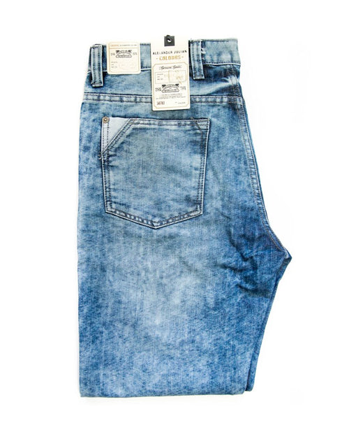 Paper Denim Branded Blue Jeans For Men - JD1023 Slim Fit Jeans for Men