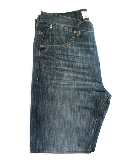 Paper Denim Branded Blue Jeans For Men - JD1025 Slim Fit Jeans for Men
