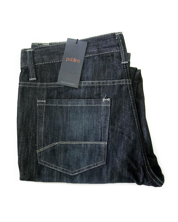 Paper Denim Branded Black Jeans For Men - JD1030 Slim Fit Jeans for Men