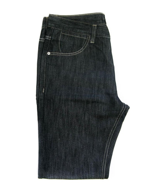 Paper Denim Branded Black Jeans For Men - JD1031 Slim Fit Jeans for Men