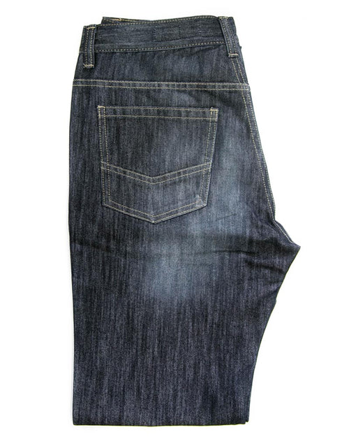 Paper Denim Branded Blue Jeans For Men - JD1033 Slim Fit Jeans for Men