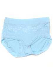 Pack of 2 Basic Soft Cotton Stretchable Panty FP-656 - Mix Colors