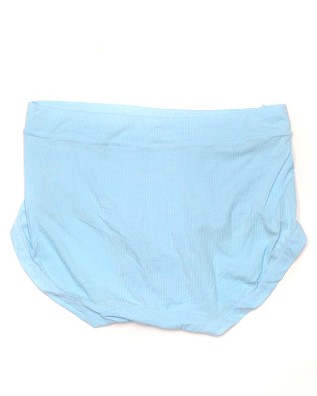 Pack of 3 Basic Soft Cotton Stretchable Panty FP-656 - Mix Colors