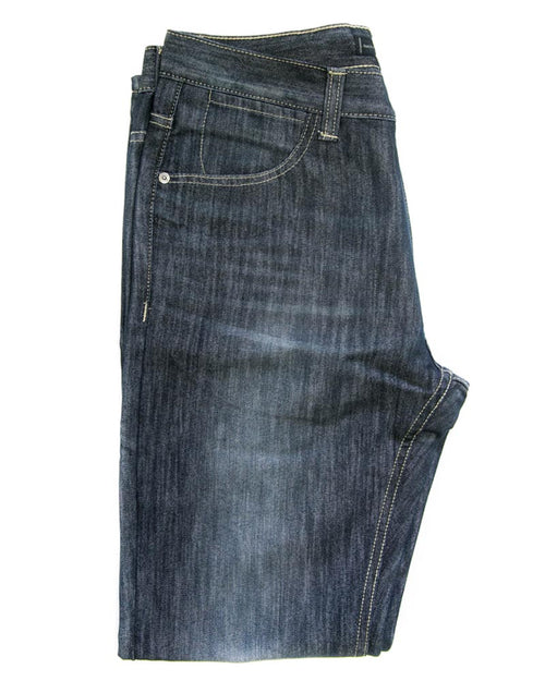 Paper Denim Branded Blue Jeans For Men - JD1034 Slim Fit Jeans for Men