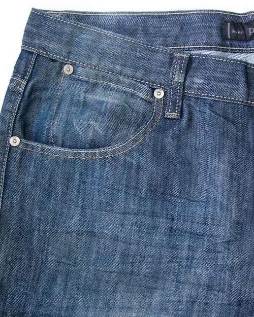 Paper Denim Branded Blue Jeans For Men - JD1035 Slim Fit Jeans for Men