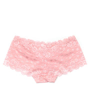 Pack of 2 Sexy Net Panty - FP-627- Peach Skin Purple