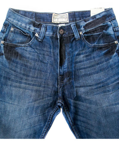 Paper Denim Branded Blue Jeans For Men - JD1037 Slim Fit Jeans for Men