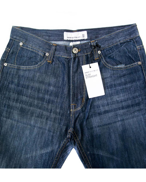 Paper Denim Branded Blue Jeans For Men - JD1038 Slim Fit Jeans for Men