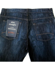 Paper Denim Branded Blue Jeans For Men - JD1051 Slim Fit Jeans for Men