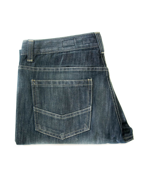 Paper Denim Branded Blue Jeans For Men - JD1057 Slim Fit Jeans for Men