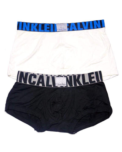 Pack Of 2 CK Cotton Men Boxer - Branded Boxer For Men - DEAL - Calvin Klein