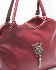 VS Fashion Ladies Maroon Handbags - HB1006 - Shoulder Bags & Purse for Ladies