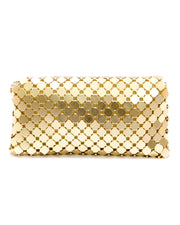 Fancy Golden Hand Purse For Ladies Fashion Boutique HP1066