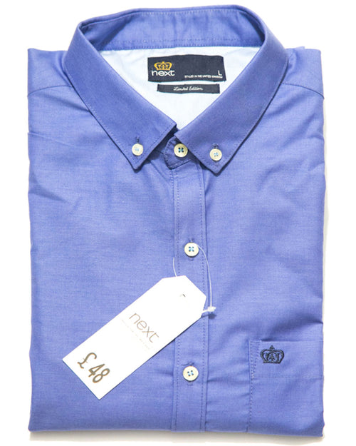 Buy Formal Dress Shirt for Men - Next Men's Formal Shirts Online in Karachi, Lahore, Islamabad, Pakistan, Rs.999.00, Mens Shirts Online Shopping in Pakistan, Next, Body Fit Shirts, Casual Shirts, Classic Collar Shirts, Clothing, Cotton Shirts, Eid Collection Shirts, Formal Shirts, Full Sleeves Shirts, Men, Office Shirts, Party Shirts, Plain Shirts, Shirts, Slim Fit Shirts, Spring Shirts, Standard Collar Shirts, Summer Shirts, Wedding Shirts, diKHAWA Online Shopping in Pakistan
