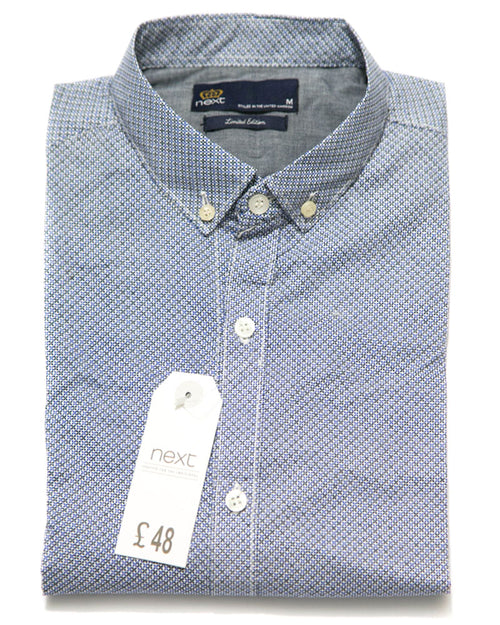 Buy High Quality Dress Shirt for Men 2018 - Next Men's Formal Shirts Online in Karachi, Lahore, Islamabad, Pakistan, Rs.{{amount_no_decimals}}, Mens Shirts Online Shopping in Pakistan, Next, Body Fit Shirts, Casual Shirts, cf-size-medium, cf-type-mens-shirts, cf-vendor-next, Classic Collar Shirts, Clothing, Cotton Shirts, Eid Collection Shirts, Formal Shirts, Full Sleeves Shirts, Men, Mens Western Clothing, Office Shirts, Party Shirts, Self Design Shirts, Shirts, Slim Fit Shirts, Spring Shirts, Standard Collar Shirts, Summer Shirts, Wedding Shirts, Online Shopping in Pakistan - diKHAWA Fashion