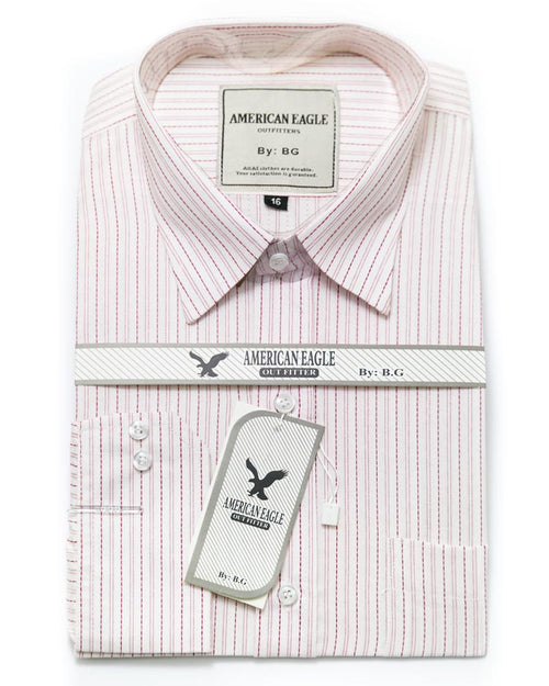 American Eagle Mens Formal Shirt - SA1001 - Mens Cotton Shirts