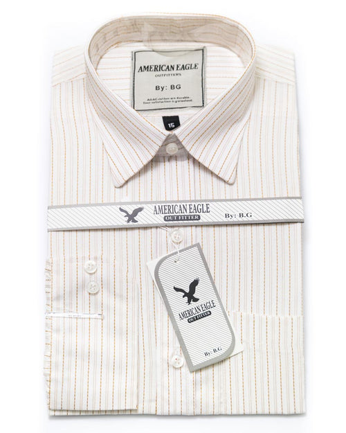 American Eagle Mens Formal Shirt - SA1002 - Mens Cotton Shirts