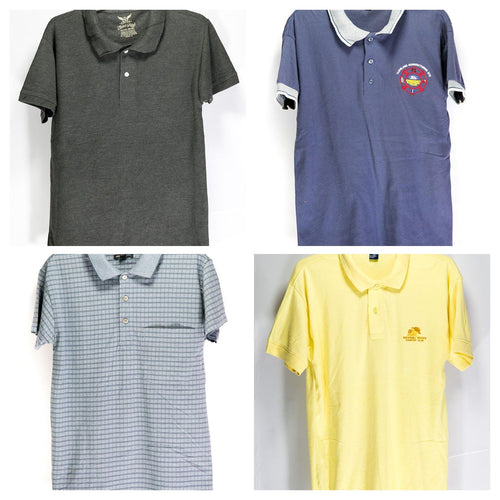 Pack of 4 Mens T-shirts Deal # MT501 - Export Stock Lot