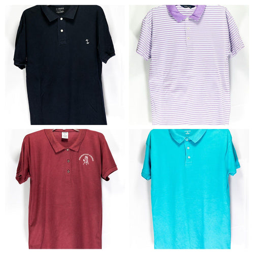 Pack of 4 Mens T-shirts Deal # MT503 - Export Stock Lot