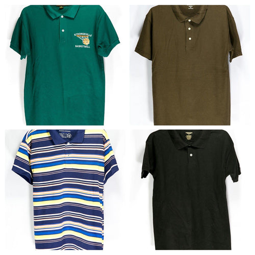 Pack of 4 Mens T-shirts Deal # MT505 - Export Stock Lot