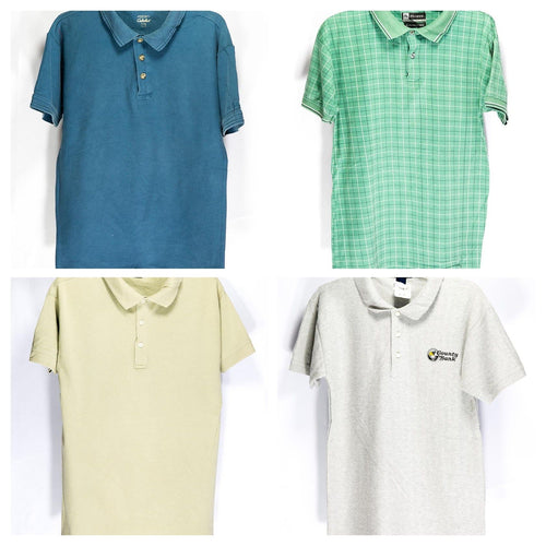 Pack of 4 Mens T-shirts Deal # MT510 - Export Stock Lot