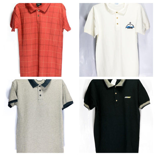 Pack of 4 Mens T-shirts Deal # MT513 - Export Stock Lot