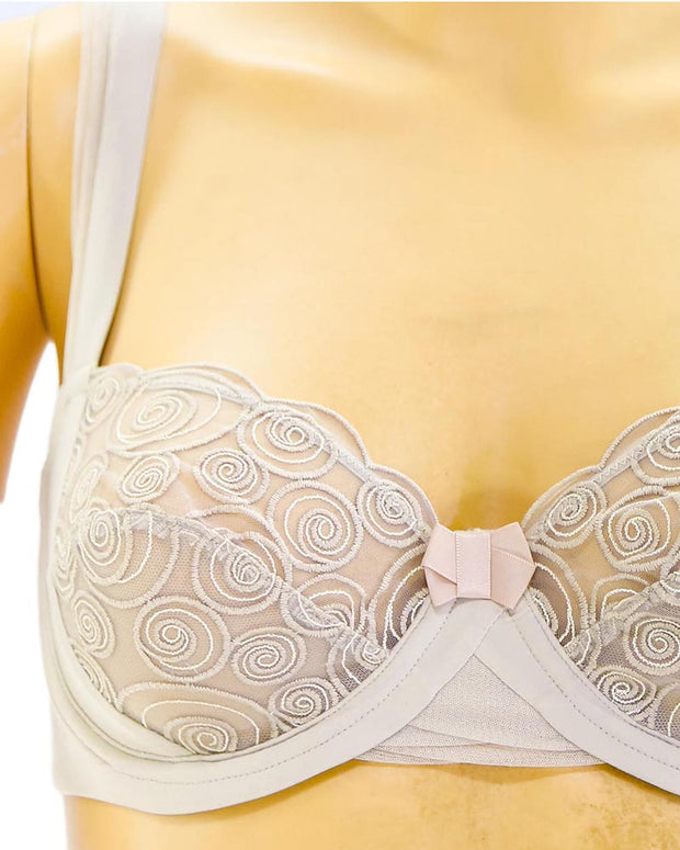 Ladies Bra Panty Sets Online Shopping in Pakistan. For Rs. Rs.1600.00, ID - NN190417V16-42B, Brand = Victoria, Sexy Bridal Net Lingerie Bra Panty Set - Rose Bra Panty Set - Grey in Karachi, Lahore, Islamabad, Pakistan, Online Shopping in Pakistan, Bra, Bra Panty Sets, Brand_Victoria, Clothing, Colour_Grey, Lingerie & Nightwear, Marteial_Standard, Material_Net, Size_34B, Size_34C, Size_36B, Size_36C, Size_38B, Size_38C, Size_40B, Size_40C, Size_42B, Size_42C, Size_B Cup, Size_C Cup, Style_2019, Style_2020, Style_Adjustable Straps Bra, Style_B Cup, Style_Back Closure Bra, Style_Branded, Style_Branded Bra, Style_Bridal, Style_Bridal Bra, Style_C Cup, Style_Casual, Style_Deep Cup Bra, Style_Designer, Style_Designer Bra, Style_Elastic Straps, diKHAWA Fashion - 2020 Online Shopping in Pakistan
