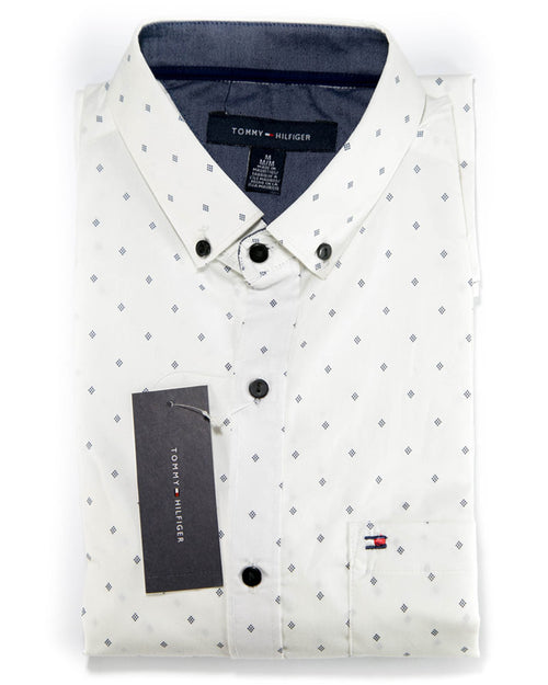 Men Casual Dress Shirts & Party Shirts By Tommy Hilfiger
