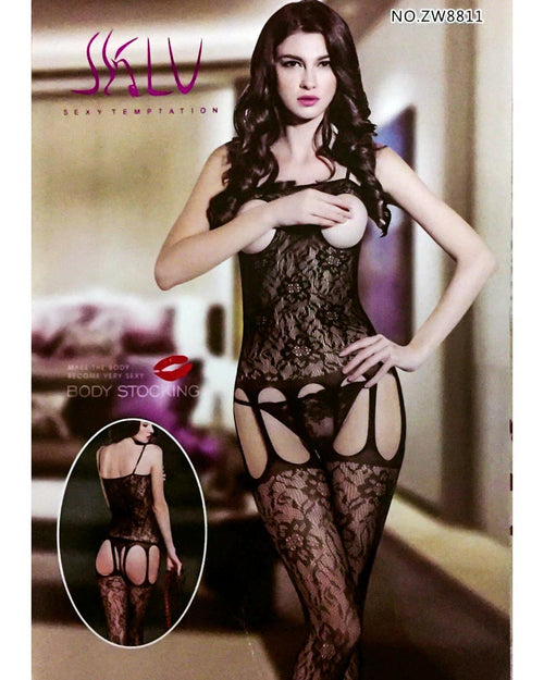 Sexy Net Bodystocking ZW8811