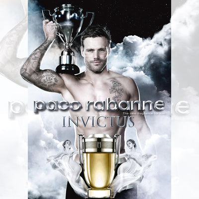 Invictus Gold Perfume By Paco Rabanne For Men-100ml - Mens Perfume - diKHAWA Online Shopping in Pakistan