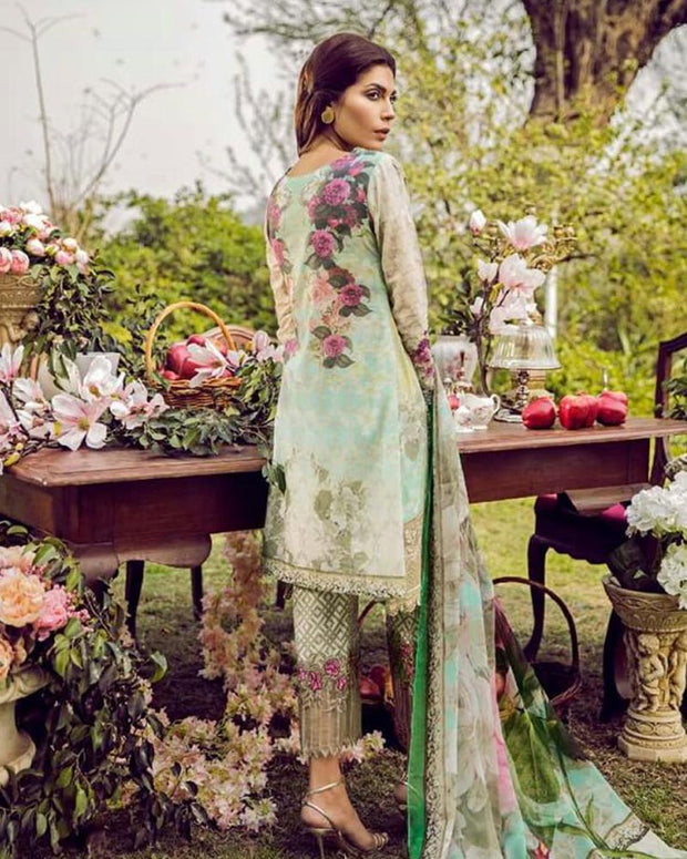 Iznik Master Replica Lawn Collection (Replica)(Unstitched)