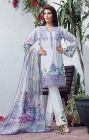 JASMINE LAWN SUIT (Replica) (Unstitched)