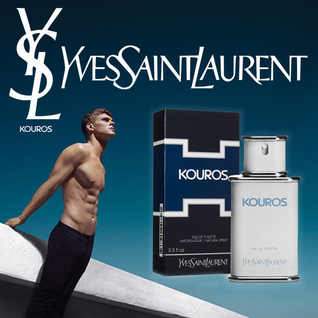 Kouros YVES Saint Laurent – 100ml - Mens Perfume - diKHAWA Online Shopping in Pakistan