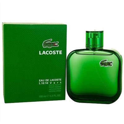 Eau De Lacoste Green For Men Toilette Spray For Men - 100ml - Mens Perfume - diKHAWA Online Shopping in Pakistan