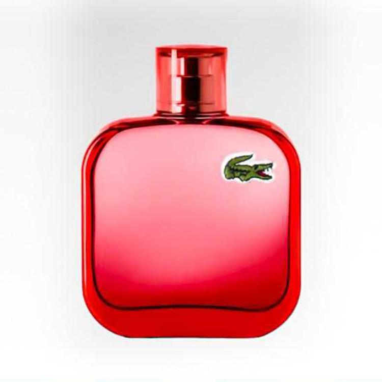 Eau De Lacoste Red For Men By Lacoste Toilette Spray - 100ml - Mens Perfume - diKHAWA Online Shopping in Pakistan