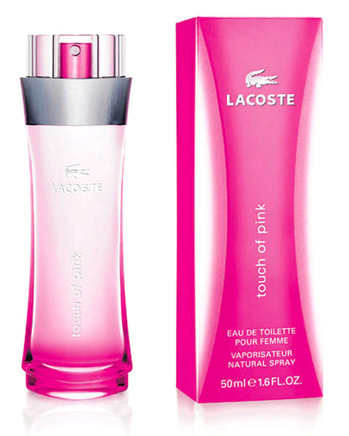 Lacoste Touch of Pink Perfume For Women – 90ml
