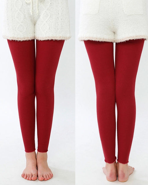 Sexy Red Tights & Stretchable Leggings for Ladies - TR1001