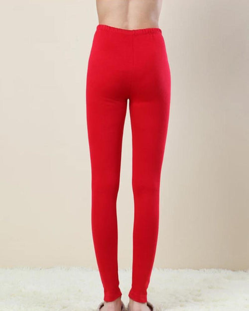 Sexy Red Tights & Stretchable Leggings for Ladies - TR1002