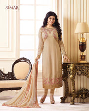 Indian Catalog Original Suit Semi Stitched (Original)(Unstitched)