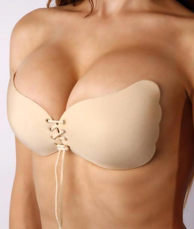 Magic Bra - Adhesive Invisible Bra - Bras - diKHAWA Online Shopping in Pakistan