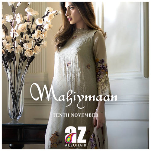 Buy Mahiymaan Tenth November By Al Zohaib Online in Karachi, Lahore, Islamabad, Pakistan, Rs.3499.00, Replica Suit Online Shopping in Pakistan, Maria B, All Brand Replica, Bridal Wear, Buy Replica Suits, Buy Replica Suits in Pakistan, cf-color-beige, cf-material-chiffon, cf-type-out-of-stock, cf-vendor-maria-b, Chiffon Replica, Clothing, Embroidered Frock, For Women, Offers and Deals on Replica Suits, online shopping, Pakistan Replica Suits, Pakistan Replica Suits Online, Pakistani Replica Suits, Printed Replica Suits, Printed Replica Suits Collection 2016, Printed Replica Suits Online in Pakistan, Replica Shop Online, Replica Suits, Replica Suits in Cheap Prices, Replica Suits in Pakistan in Cheap Prices, Replica Suits Online in Pakistan, Replica Suits Online Shopping, Replica Suits Online Shopping in Islamabad, Replica Suits Online Shopping in Karachi, Replica Suits Online Shopping in Pakistan, Replica Suits Online Shopping Lahore, Replica Suits.com.pk, Unstitched Replica Frock, Women, Women Clothing, diKHAWA Online Shopping in Pakistan